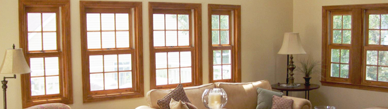 Seneca Creek MD Wood Frame Windows